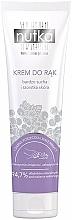 Parfums et Produits cosmétiques Crème pour mains, Cassis et Fleurs blanches - Nutka Hand Cream