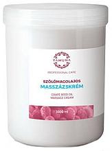 Parfums et Produits cosmétiques Crème de massage à l'huile de pépins de raisin - Yamuna Massage Cream