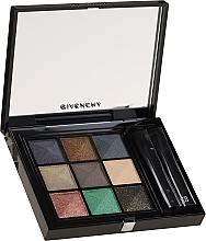 Parfums et Produits cosmétiques Palette de fards à paupières - Givenchy Eyeshadow Palette With 9 Colors