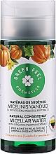 Parfums et Produits cosmétiques Eau micellaire à l'extrait de citrouille - Green Feel's Micellar Water