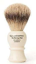 Parfums et Produits cosmétiques Blaireau de rasage, S2235 - Taylor of Old Bond Street Shaving Brush Super Badger size L