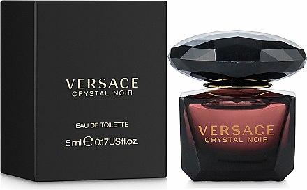 Versace Crystal Noir - Eau de Toilette (mini)