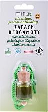 Parfums et Produits cosmétiques Désodorisant pour voiture Bergamote - Mira