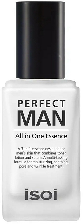 Essence pour visage - Isoi Perfect Man All in One Essence — Photo N1