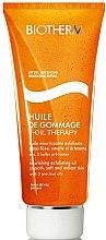 Parfums et Produits cosmétiques Huile exfoliante aux cristaux de sucre et huiles précieuses pour corps - Biotherm Body Oil Therapy Huile De Gommage