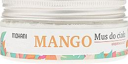 Parfums et Produits cosmétiques Mousse raffermissante à la mangue pour corps - Mohani Natural Mango Mousse