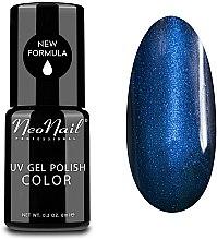 Parfums et Produits cosmétiques Vernis semi-permanent effet cat eye - NeoNail Professional UV Gel Polish Color Cat Eye