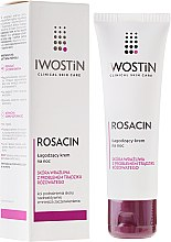 Parfums et Produits cosmétiques Crème de nuit anti-rougeurs - Iwostin Rosacin Redness Reducing Night Cream