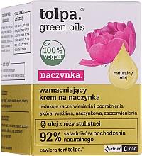 Parfums et Produits cosmétiques Crème à l'huile de rosier cent-feuilles pour visage - Tolpa Green Oils Cream