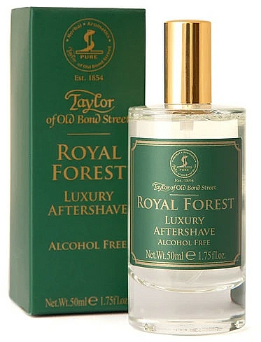 Taylor of Old Bond Street Royal Forest Aftershave Lotion - Lotion après-rasage
