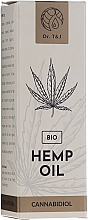 Parfums et Produits cosmétiques Huile de chanvre bio - Dr. T&J Bio Oil