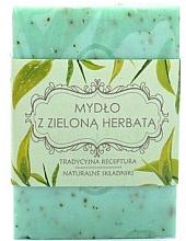 Parfums et Produits cosmétiques Savon naturel au thé vert - Scandia Cosmetics