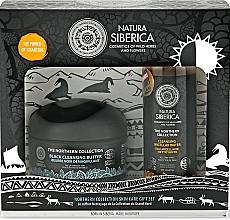 Parfums et Produits cosmétiques Natura Siberica The Northern Collection - Coffret cadeau (huile nettoyante/120ml + eau micellaire/200ml)