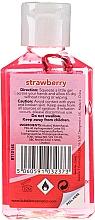 Gel antibactérien pour mains, Fraise - Bubble T Cleansing Hand Gel Strawberry — Photo N2