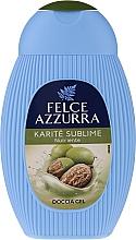 Parfums et Produits cosmétiques Gel douche à l'huile de karité - Paglieri Felce Azzurra Benessere Shower Gel