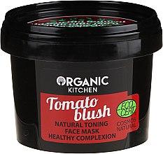 Parfums et Produits cosmétiques Masque naturel tonifiant visage - Organic Shop Organic Kitchen Fase Mask