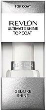 Top coat brillant effet gel - Revlon Ultimate Shine Top Coat — Photo N1
