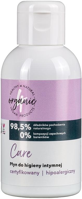 Gel bio pour hygiène intime - 4Organic Care Intimate Gel