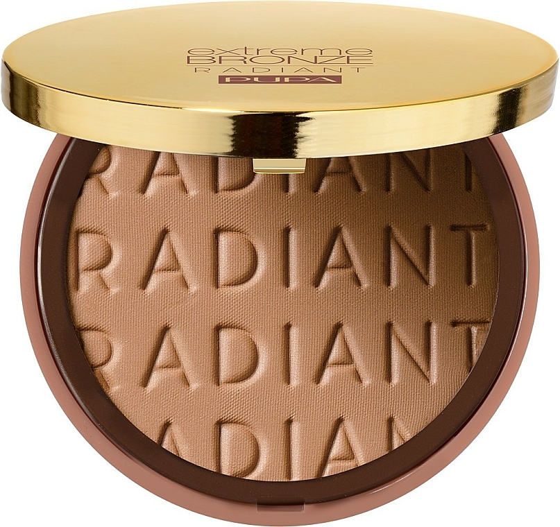 Poudre bronzante pour visage - Pupa Extreme Bronze Radiant Powder