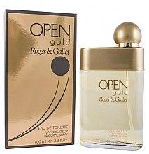 Parfums et Produits cosmétiques Roger & Gallet Open Gold - Eau de Toilette