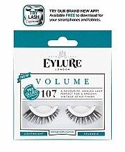 Parfums et Produits cosmétiques Faux-cils №107 - Eylure Pre-Glued Volume