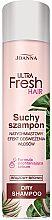Parfums et Produits cosmétiques Shampooing sec - Joanna Ultra Fresh Hair Brown Dry Shampoo