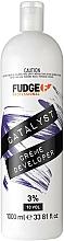 Parfums et Produits cosmétiques Crème révélatrice 3% - Fudge Catalyst Peroxide 10 Volume 3%