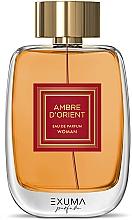 Parfums et Produits cosmétiques Exuma Ambre D'orient - Eau de Parfum