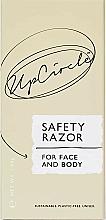 Parfums et Produits cosmétiques Rasoir de sûreté pour visage et corps - UpCircle