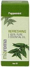 Parfums et Produits cosmétiques Huile essentielle de menthe poivrée - Holland & Barrett Miaroma Peppermint Pure Essential Oil
