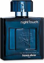 Parfums et Produits cosmétiques Franck Olivier Night Touch - Eau de Toilette