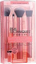 Parfums et Produits cosmétiques Set de pinceau maquillage - Real Techniques Flawless Base Set