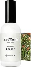 Parfums et Produits cosmétiques Hydrolat de rose pour le visage - Creamy Skin Care Rose Hydrolat