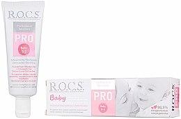 Parfums et Produits cosmétiques Dentifrice naturel pour bébés - R.O.C.S. PRO Baby