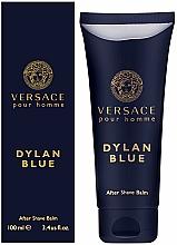 Parfums et Produits cosmétiques Versace Pour Homme Dylan Blue - Baume après-rasage