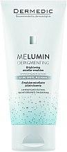 Parfums et Produits cosmétiques Émulsion micellaire éclaircissante - Dermedic MeLumin Depigmenting Micellar Emulsion