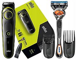 Parfums et Produits cosmétiques Tondeuse électrique pour cheveux et barbe - Braun BT 3941