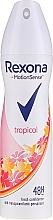 Parfums et Produits cosmétiques Déodorant spray au parfum tropical - Rexona Deodorant Spray Tropical