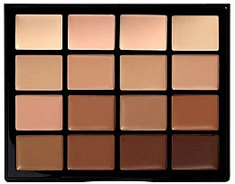 Parfums et Produits cosmétiques Palette fond de teint - NYX Professional Makeup Pro Foundation Palette