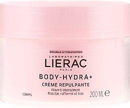 Parfums et Produits cosmétiques Crème nourrissante et raffermissante pour le corps - Lierac Body-Hydra+
