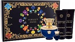 Parfums et Produits cosmétiques Versace Pour Femme Dylan Blue - Coffret