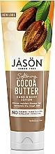 Parfums et Produits cosmétiques Lotion au beurre de cacao pour corps et mains - Jason Natural Cosmetics Cocoa Butter Lotion