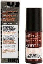 Parfums et Produits cosmétiques Crème à l'extrait de noix pour visage et yeux - Korres Maple Anti-Ageing Face Cream