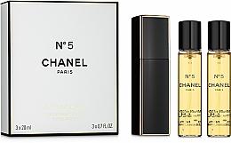 Chanel N5 Purse Spray - Eau de Parfum (vaporisateur de sac + recharges/x2) — Photo N1