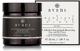 Parfums et Produits cosmétiques Crème à l'huile de jojoba pour visage et yeux - Avant R.N.A Radical Anti-Ageing and Retexturing Face and Eye Cream
