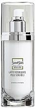 Parfums et Produits cosmétiques Lait nettoyant à l'extrait de câpres de l'île de Salina pour visage - Fontana Contarini Cleansink Milk Sensetive Skin