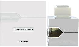 Parfums et Produits cosmétiques Al Haramain L'Aventure Blanche - Eau de Parfum