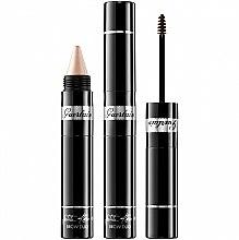 Parfums et Produits cosmétiques Mascara et enlumineur pour sourcils - Guerlain La Petite Robe Noire Brow Duo