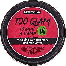 Parfums et Produits cosmétiques Masque gelée effet liftant pour visage - Beauty Jar Too Glam To Give A Damn Face Mask