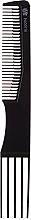 Parfums et Produits cosmétiques Peigne à crêper, 195 mm - Ronney Professional Comb Pro-Lite 118